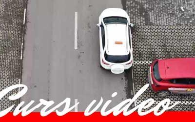 Parcarea cu spatele in 8 pasi simpli